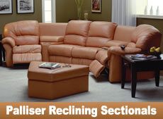 Palliser Reclining Sectionals
