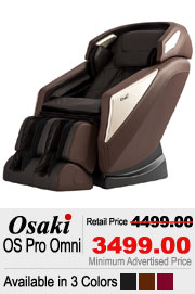 Osaki OS Omni Shiatsu Massage Chair