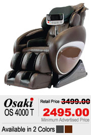 Osaki OS 4000T Shiatsu Massage Chair