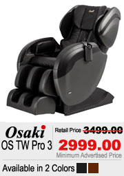 Osaki OS PRO 3 Shiatsu Massage Chair