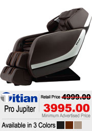 Titan Pro Jupiter Shiatsu Massage Chair