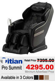 Titan Pro Summit Shiatsu Massage Chair