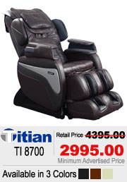 Titan TI 8700 Shiatsu Massage Chair