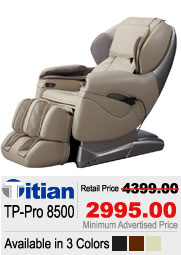Titan TP Pro 8500 Shiatsu Massage Chair