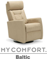 Palliser Baltic MyComfort Swivel Rocker Reclier