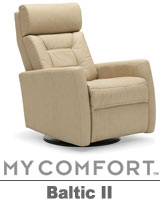 Palliser Baltic II MyComfort Swivel Rocker Reclier