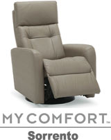 Palliser Sorrento My Comfort Swivel Rocker Reclier