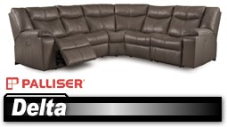 Palliser Delta 41054 Sectional