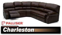 Palliser Charleston 41104/46104 Sectional