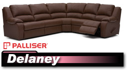 Palliser Delaney 41040/46040 Sectional