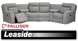 Palliser Leaside 41044/46044 Sectional