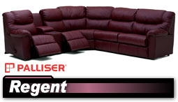 Palliser Regent 41094/46094 Sectional