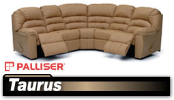 Palliser Taurus 41093/46093 Sectional
