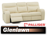 Palliser Glenlawn 41030/46030 Reclining Sofa