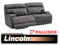 Palliser Lincoln 41027/46027 Reclining Sofa