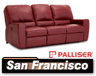 Palliser San Francisco 41120/46120 Reclining Sofa